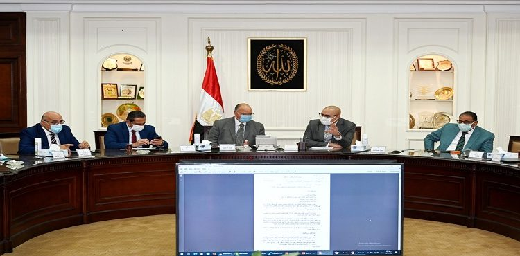 Officials Follow Up on Maspero Triangle Project
