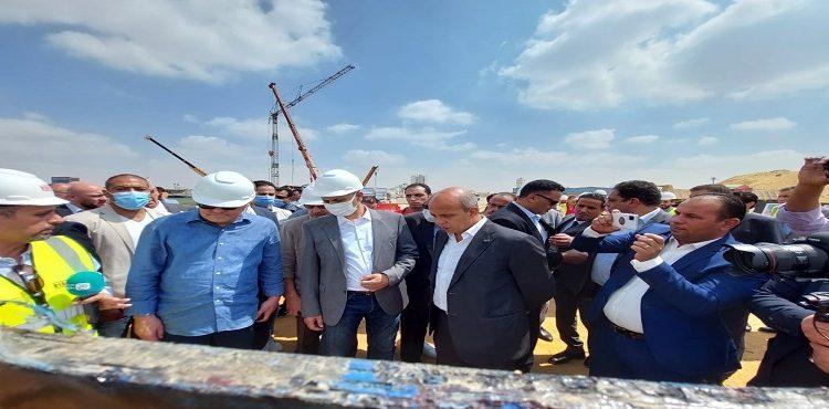 «LMD» للتطوير تستقبل رئيس الوزراء الليبي لتفقد مشروع «ONE-NINETY» ...