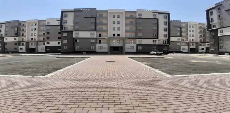 «الإسكان»: 93% نسبة تنفيذ 2,520 وحدة بـ «سكن مصر» في مدينة الشروق