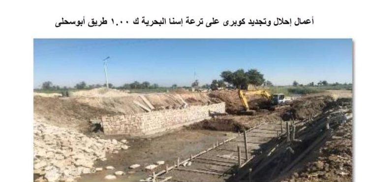 "El Gazzar Follows Up on ""Hayah Kareema"" Initiative in Luxor"
