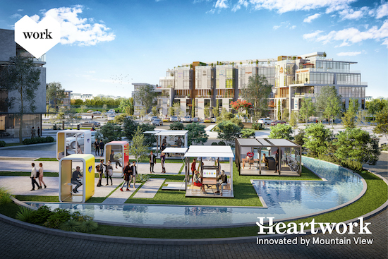 Heartwork Introduces All-New HQ500 For An Innovative Business Hub