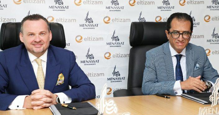 Menassat Developments Partners with Eltizam To Manage, Operate, Rent Podia Tower