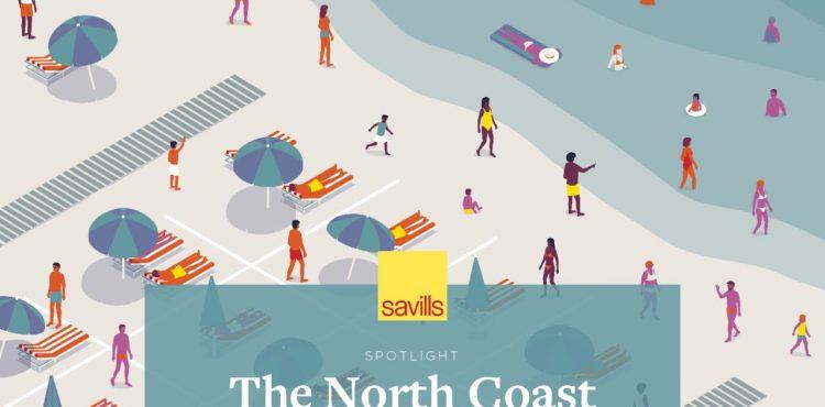 Savills Egypt: North Coast Turns from Summer Destination to Integrated City