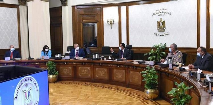 رئيس الوزراء يتابع تنفيذ مشروعات العاصمة الإدارية