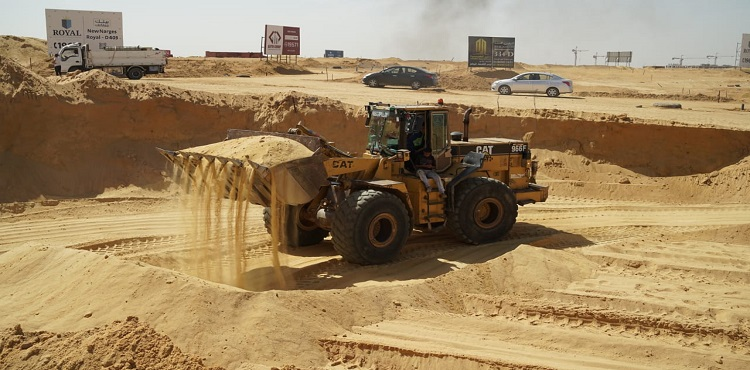 «رويال للتطوير» تبدأ أعمال الحفر بـ 3 مشروعات منفصلة بالقاهرة الجديدة